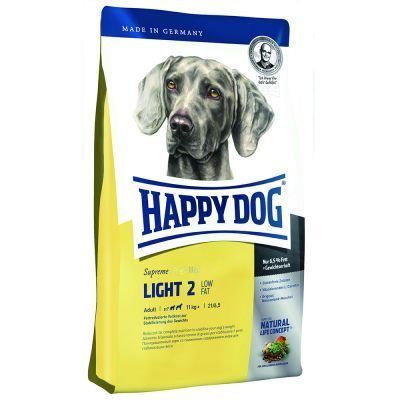 Happy Dog Light 2 - Low Fat 12,5 kg