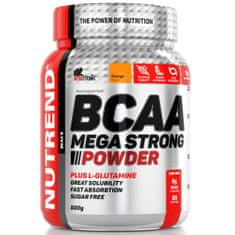 Nutrend BCAA Mega Strong Powder, 500g, Grapefruit