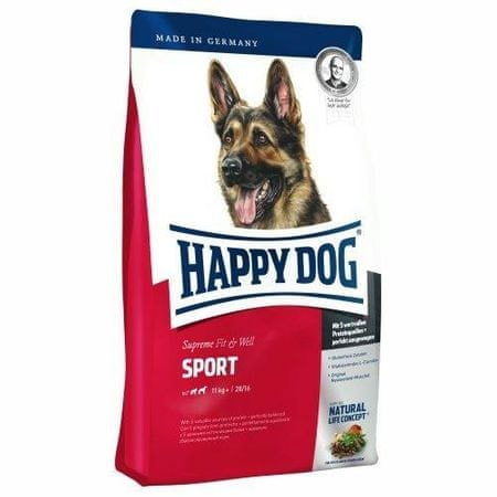 Happy Dog sucha karma dla psa Sport Adult 15 kg