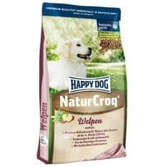 Happy Dog Natur Croq Welpen Kutyaeledel, 15 kg