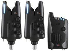 Jrc Sada signalizátorů Radar CX 2+1 (modrá) + Zdarma kufřík