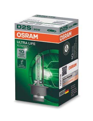 Osram žarnica Xenarc Ultra Life, 35 W D2S, xenon