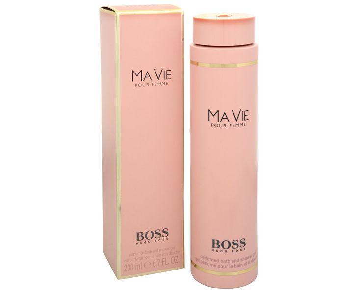 Hugo Boss Ma Vie Pour Femme - sprchový gel 200 ml