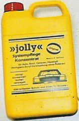 polirna voda Jolly, 500 ml