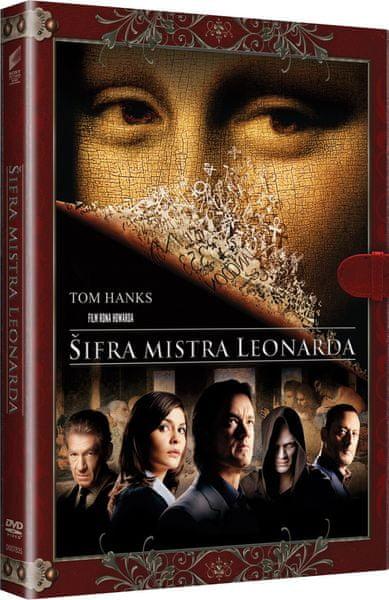 Šifra mistra Leonarda (knižní edice) - DVD
