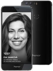 Honor 8, Dual SIM, 4GB/32GB, Midnight Black