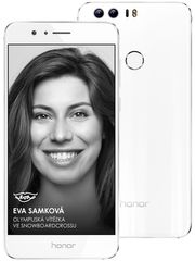 Honor 8, Dual SIM, 4GB/32GB, Pearl White