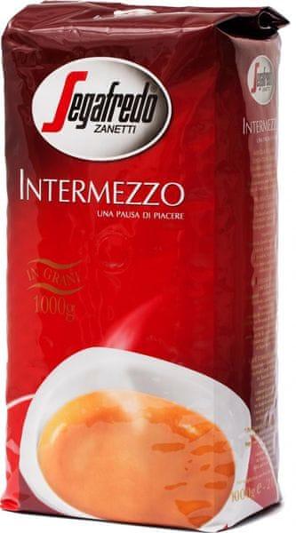Segafredo Zanetti Intermezzo 1 kg