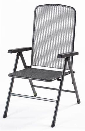RIWALL regulowane krzesło ogrodowe Savoy basic