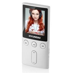 HYUNDAI MPC 501 FM, 8 GB, strieborná