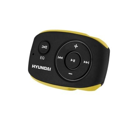 HYUNDAI MP 312, 4 GB, čierna/žltá