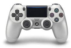 Sony joystick za PS4 DualShock 4 V2, srebrn