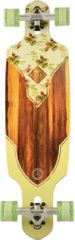 Kryptonics Longboard Drop Through LB Bird of Paradise 36""