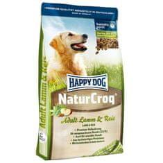 Happy Dog sucha karma dla psa NaturCroq Lamm & Reis 15 kg