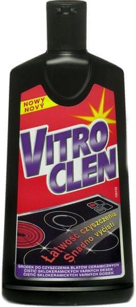 Vitroclen Čistič na sklokeramické desky 200 ml