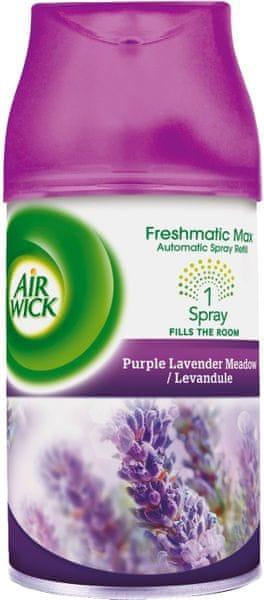 Air wick Freshmatic Max náhradní náplň Levandule 250 ml