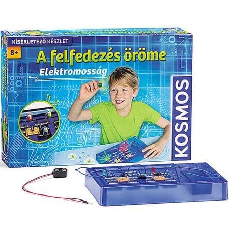 Kosmos Elektromosság 2016 Tudományos játék - Magyar nyelvű