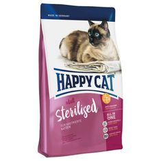 Happy Cat Adult Sterilised 10 kg