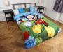 2 - Jerry Fabrics Mickey egér paplan, 180x260 cm