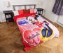 2 - Jerry Fabrics Minnie egér paplan, 180x260 cm