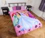 2 - Jerry Fabrics Disney Hercegnők Paplan, 180x260 cm
