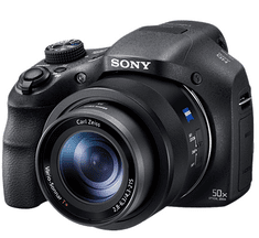 Sony CyberShot DSC-HX350 Black (DSCHX350B.CE3)