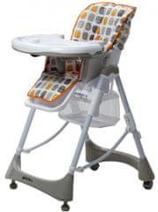 BRITTON Jedálenská stolička Hip+