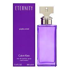Calvin Klein Eternity Purple Orchid EDP, 100 ml