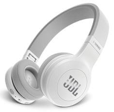 JBL E45BT Bluetooth fejhallgató, Fehér outlet