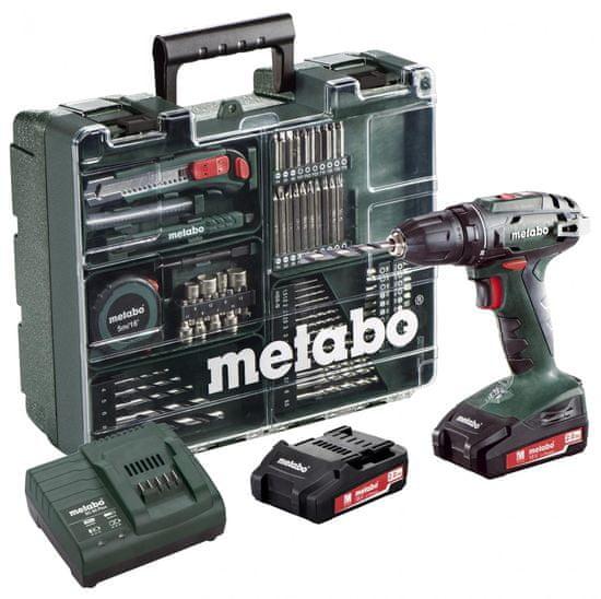 Metabo BS 18 Set 18 V mobilná dielna (602207880)