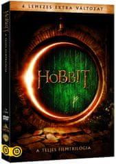 A hobbit: DVD Trilógia