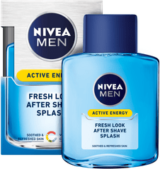 Nivea MEN Skin Energy After Shave Lotion, 100 ml