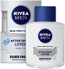 Nivea Silver Protect After Shave Lotion