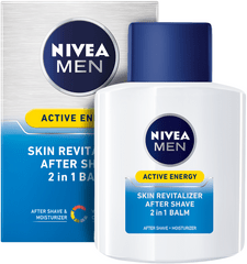 Nivea MEN Balzám po holení Active Energy