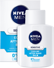 Nivea Sensitive Cooling balzám po holení 100 ml