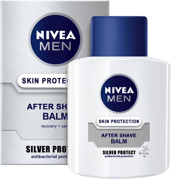 Nivea MEN balzám po holení Silver Protect 100 ml