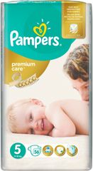 Pampers Plienky PremiumCare 5 Junior - 56 ks
