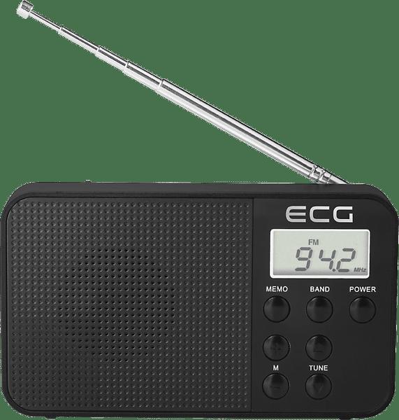 ECG R 111, černá