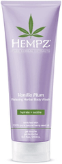 Hempz Sprchový gel - Vanilka a švestka 250 ml