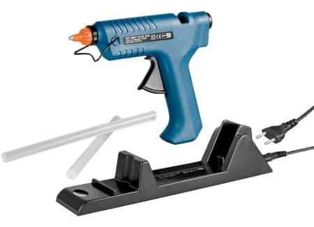 Fixpoint brezžična pištola za vroče lepljenje s polnilno postajo