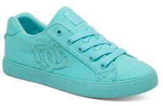 DC Damskie obuwie Chelsea Tx J Aqua