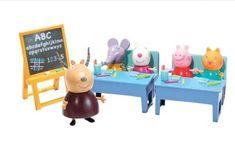 TM Toys Klasa Peppy Madame Gazella Peppa i Przyjaciele