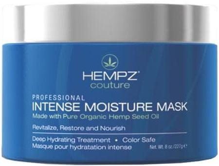 Hempz Intenzivně hydratační vlasová maska 227 g