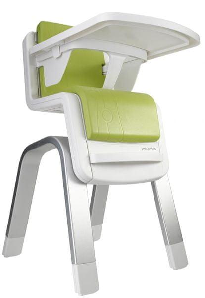 NUNA Jídelní židlička ZAAZ, citrus