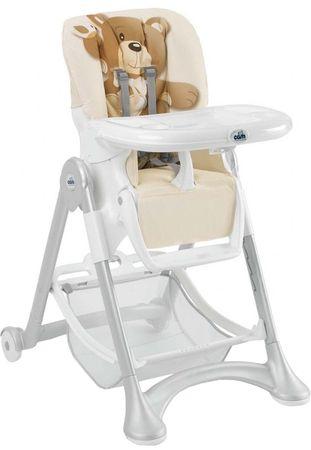 CAM stolček za hranjenje Campione, bež