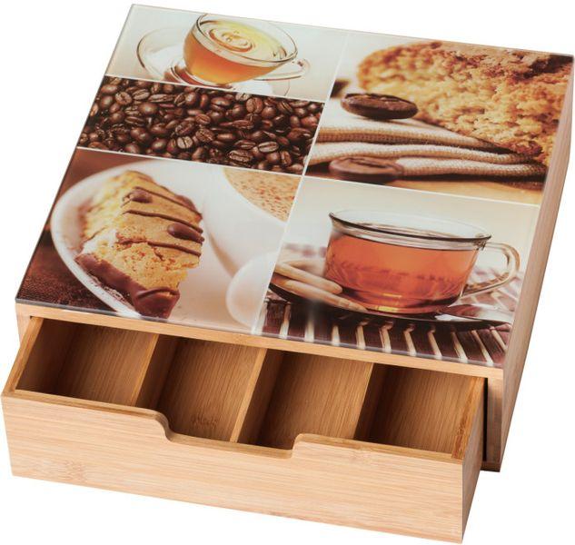 Scanpart Zásobník na kapsle a čajové sáčky