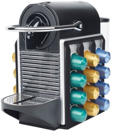 Scanpart U-Cap stojan na kapsle Nespresso 24 ks