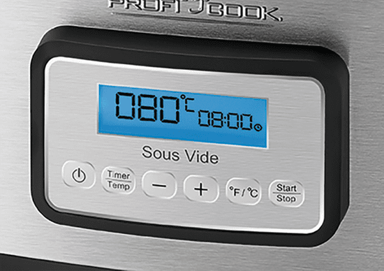 Profi Cook PC – SV 1112 Sous Vide