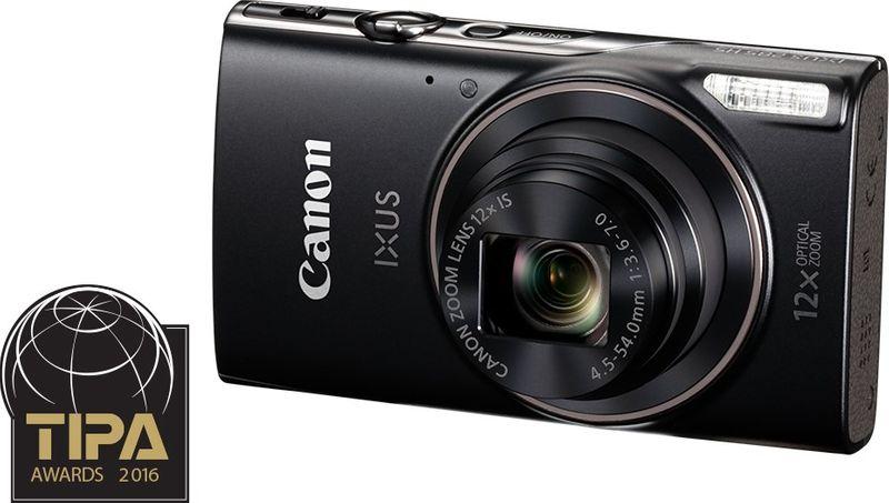 Canon IXUS 285 HS Black