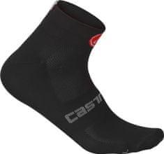 Castelli Quattro 3 Sock Black